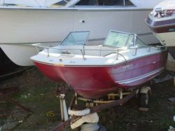 1974 Sea Ray SRV 193 Bowrider Mercruiser 188