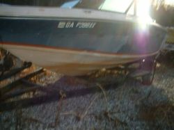 1982 Chrysler 15hp Chrysler Short Tiller