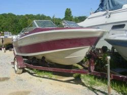 1982 Citation 5500 170 BR Mercruiser 470