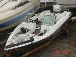 1982 1750 Fish n Ski outboard hull