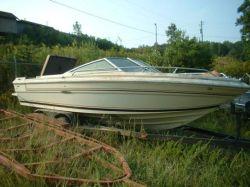 1982 Sea Ray SRV 197 BR