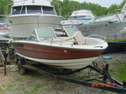 1988  170 Riviera Mercruiser 470