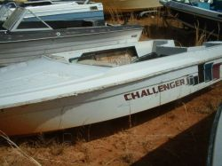 1984 Cobia Boats Challenger Performance