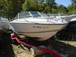 1978 Sea Ray SRV 195 Runabout OMC 225