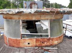 1965 Suwanee? 1960's classic houseboat