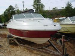 1983 Sea Ray 190 Seville Cuddy Mercruiser 120