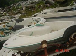 1997 Regal 14XP Rush Project Boat Hull