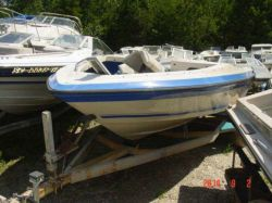 1988 Sea Ray 185 Seville Bowrider parts boat