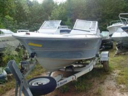 1987 Larson 165 DC Citation Mercruiser 2.5