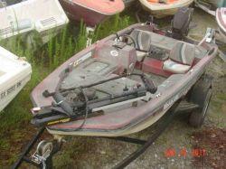 1991 Hydra-Tech 160 Pro Fisher