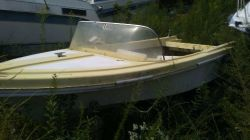 1959 Larson All American Larson Runabout Outboard Hull