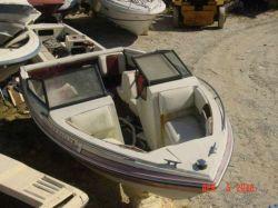 1990 17 Sport Bowrider Mercruiser 140