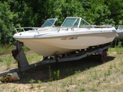 1984 Delta Conic 19ft Bowrider