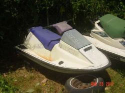 1992 Sea-Doo XP Two Seater 587 Rotax