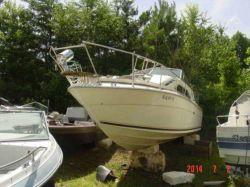 1980 Sea Ray 260 Sundacer Mercruiser 260
