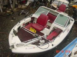 1977 Fish Master ProBass Missile FM 18 Mercruiser
