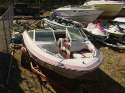 1988 Sea Ray 160 BR Bowrider Outboard Hull