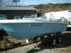 1970 Sea Ray 17 Bowrider