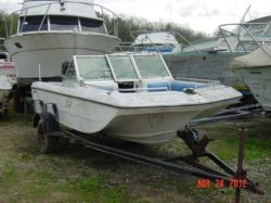 1970 Mark Twain T 16 Outboard Deluxe