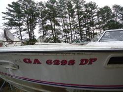 1971 Speedboat 21'
