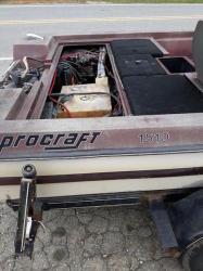 1985 Pro Craft 1510 Bass