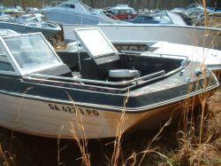 1974  Co. 16 Gypsy Bowrider Outboard Hull