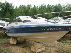 1988 Bayliner 1950 Capri Cuddy Force 125