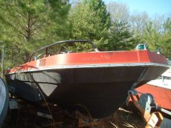 1971 Sea Fury 15 Bowrider Outboard Hull