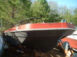 1971 Sea Fury 15 Bowrider Outboard Hull