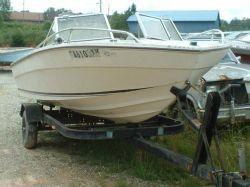 1979 17 Bowrider Outboard hull