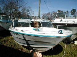 1977  1000 Bowrider Outboard Hull