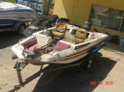 1980 Hurst Bass Boat