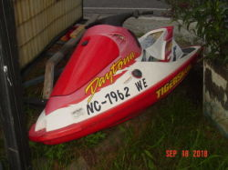 1997 Tiger Shark 770 Daytona