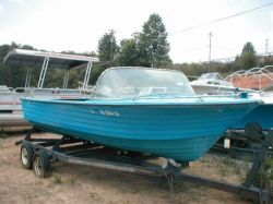 1965 MFG Boat Co. 17 Runabout Outboard Hull