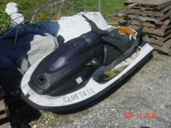 1999 Yamaha XL