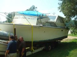 1967 Pacemaker 30ft