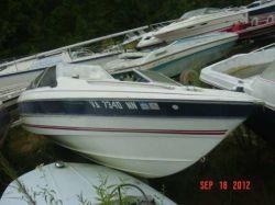 1986 1800 Capri Bowrider outboard hull