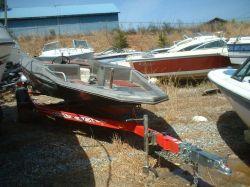 1978 X5 Bass Boat OB project hull