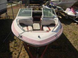 1988 Sea Ray 160 BR Bowrider Outboard Hull