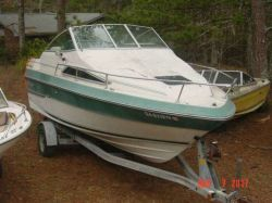 1988 Sea Ray Seville 21 Pocket Cruiser 4.3 Mercruiser no sterndr
