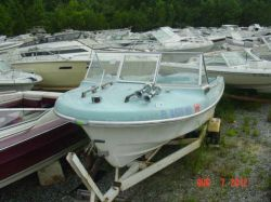 1966 Duo 17' Duo Runabout OMC 120 / 400