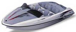 2000 Yamaha Marine XR1800 Limited Edition w/Galvanized Trailer