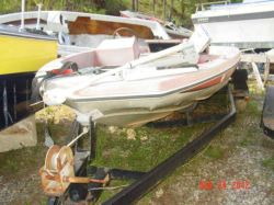 1978 170 Bass Outboard hull