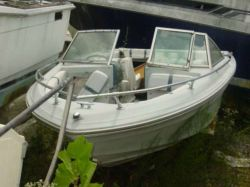 1980 Sea Ray Sea Ray 190 SRV Mercruiser 470