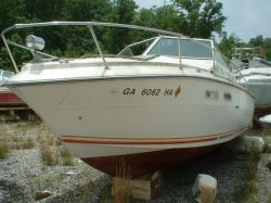 1978 Sea Ray SRV 240 Weekender OMC 240 Ford 351