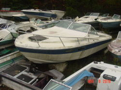 1980 240 V cruiser Cuddy Mercruiser v* outdrive