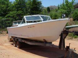 1976 22 Offshore Cuddy