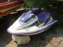 1996 Sea-Doo SPI 581cc 60 hp Two Seater