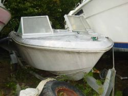 1970 Cobia Boats 165 Runabout