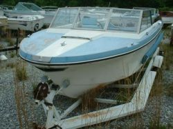 1969 Traveler 17 Traveler Runabout Outboard Hull